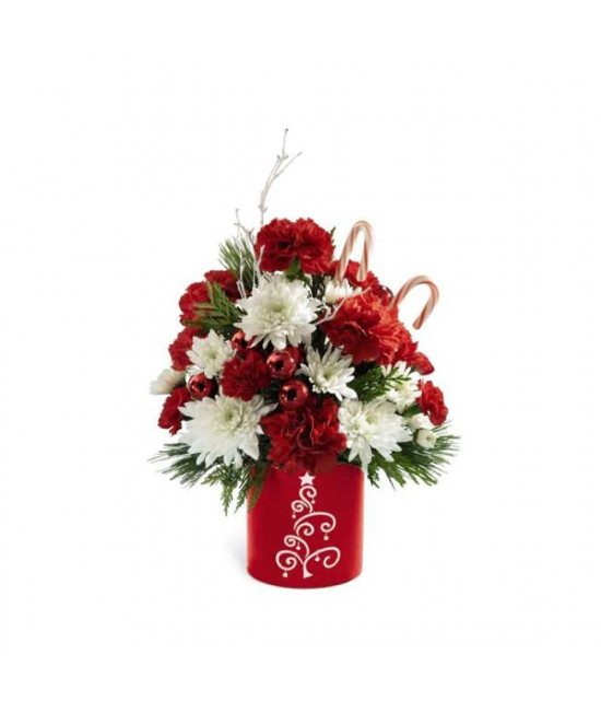 The Christmas Cheer Bouquet