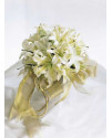 The White Wonders Bouquet