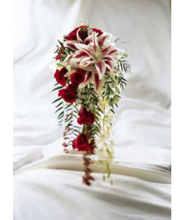 The Here Comes the Bride Bouquet