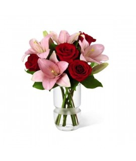 The FTD Expressions of Love Bouquet