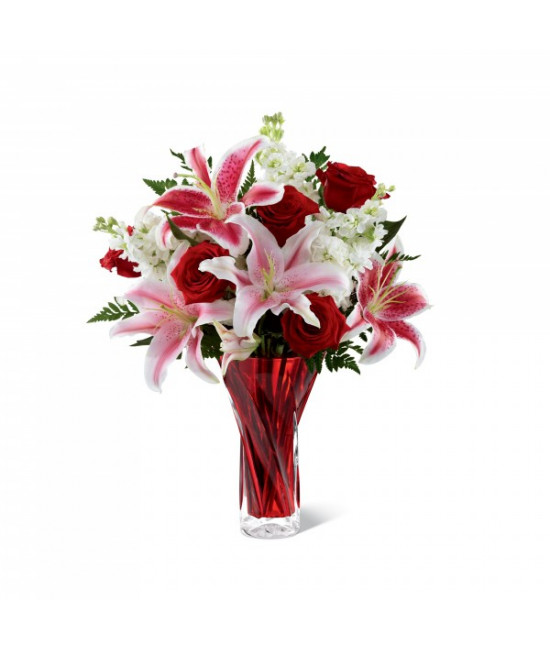The Lasting Romance Bouquet