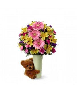 The FTD Festive Big Hug Bouquet