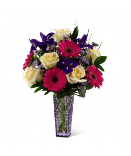 The FTD Hello Happiness Bouquet by Better Homes and Gardens