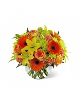 The FTD Vibrant Views Bouquet