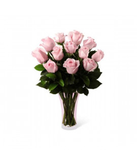 The FTD Mother's Day Pink Rose Bouquet