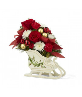 The FTD Holiday Traditions Bouquet