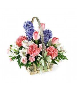 The Joy of Spring Basket