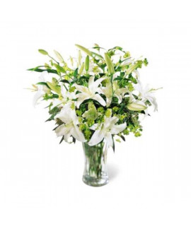 The Lilies and More Bouquet