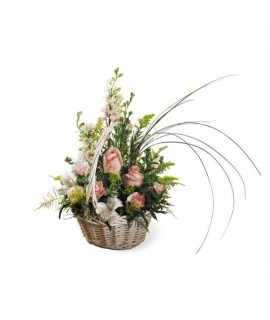 The Blushing Beauty Basket
